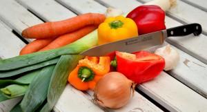 Eat Whole foods to detoxify the body