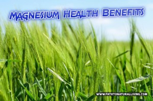 Magnesium Health Benefits for What?!?!