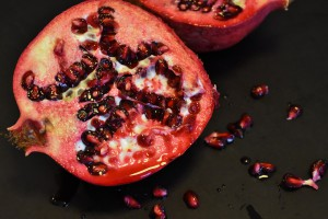 Health Benefits Pomegranate seeds provide