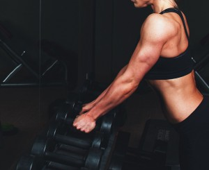 Lift Weights to balance your hormones and boost metabolism