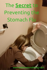 The Secret to Preventing the Stomach Flu