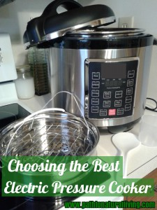 Choosing the Best Pressure Cooker to Buy