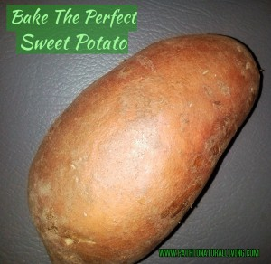 Bake the Perfect Sweet Potato