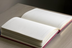 Journal to determine asthma trigger