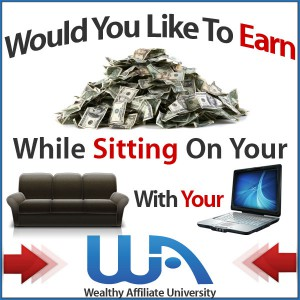 Earn Money Online - Learn How with Wealthy Affiliate