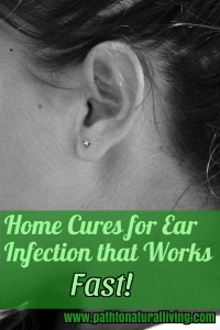 Home Cure for an Ear Infection that Works Fast