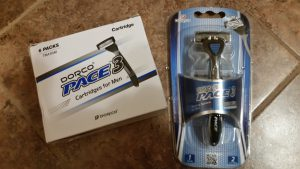 Pace 3 Razor by Dorco